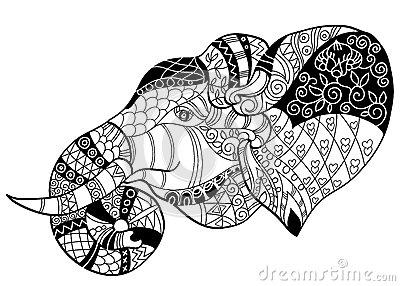 Kust Kleurplaten Dise 241 Os De Elefantes Hind 250 Es En Mandalas Significado Y