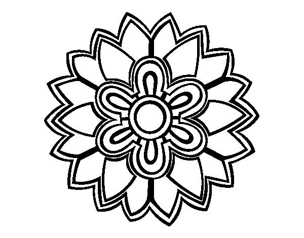 Worksheet. Mandalas Flor de Loto Significados de los colores  Mandalas