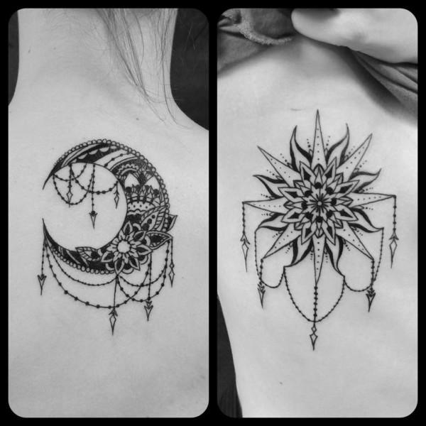 163 Tatuajes de Mandalas para Mujeres y hombres | Mandalas