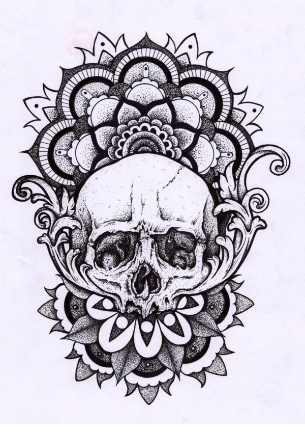 Diseños De Mandalas Para Tatuajes