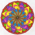 Mandalas de Colores y su significados