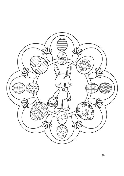Colorear mandalas: Beneficios para los niños | Mandalas