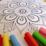 Colorear mandalas: Beneficios para los niños