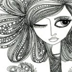 El poder de los Zentangle: Beneficios de los garabatos