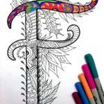 Zentangle-art  para meditar y relajarse ¿Qué es?