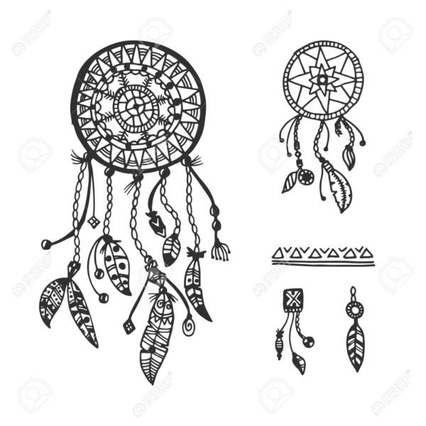 Mandalas Nativos Americanos Mandalas Atrapasuenos Mandalas - Mandalas-indios