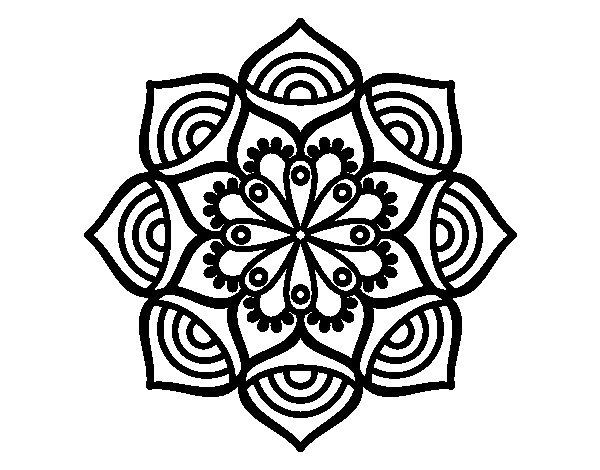 Dibujos De Mandalas Para Colorear Relajarse Y Meditar: Cómo Relajarse Y Desestresarse Con Mandalas: Terapia