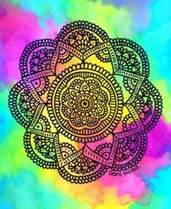 Imágenes De Mandalas Zentangle Art Y Cómo Hacerlos Mandalas