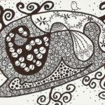 Cómo hacer un Zentangle y divertirse