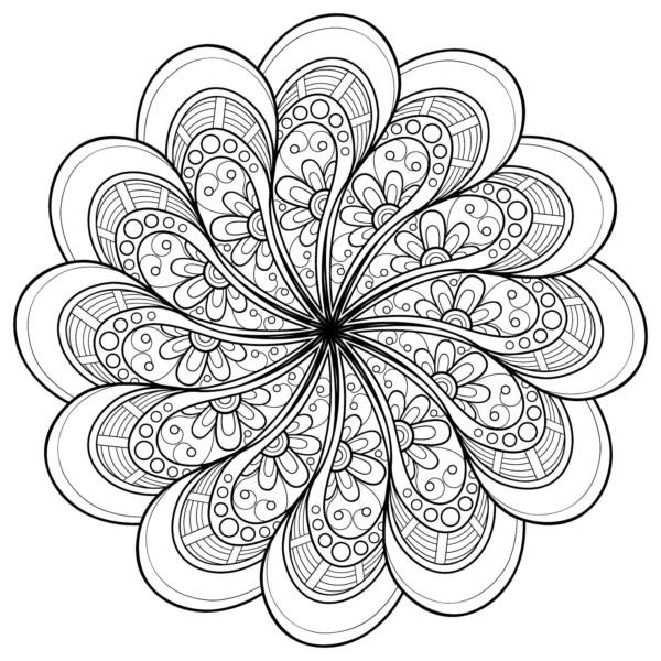 Mandalas de carnaval para ni os efecto y significado mandalas - Mandala carnaval ...