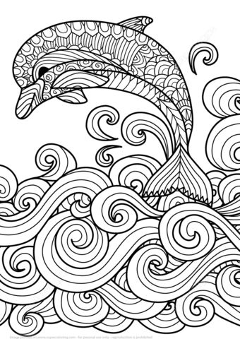 Mandalas creativos con animales - Mandalas