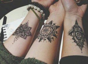 Mandalas Pintados En El Cuerpo Los Mejores Tatuajes De Mandalas