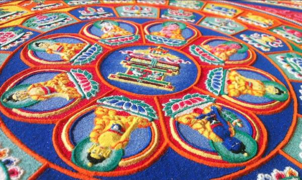 Mandalas tibetanos ¿Qué son? ¿Qué significan? - DE YOGA  TIENDA ONLINE DE YOGA