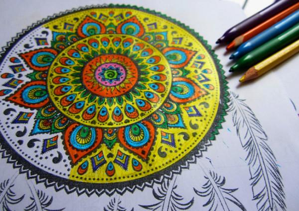 Porqué colorear mandalas   Mandalas