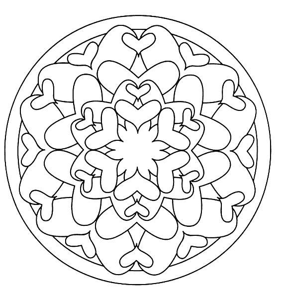 Mandalas del amor ¿Cuál es su significado?¿Cómo se hacen?   Mandalas