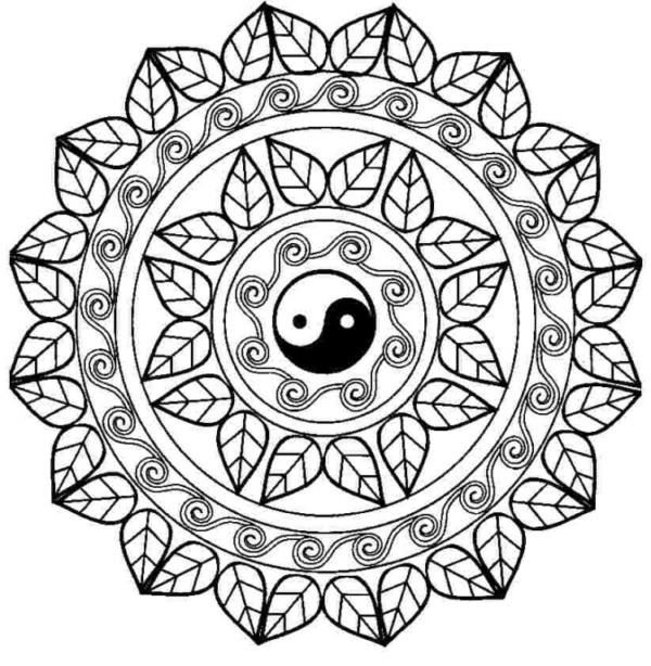 Mandalas Del Amor Cuál Es Su Significadocómo Se Hacen Mandalas