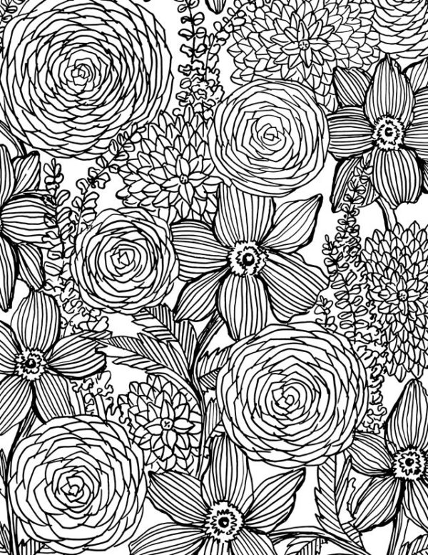 Alisa Burke Free Coloring Pages