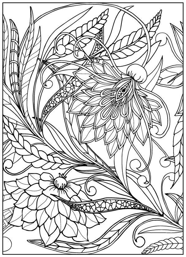 80 Mandalas Con Flores Para Colorear Dise 241 Os Inspiradores