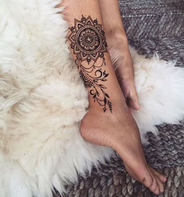 Mandala Tatoo Para Hombre Mujer Significados Mandalas