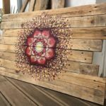 Cómo pintar bonitos mandalas en madera