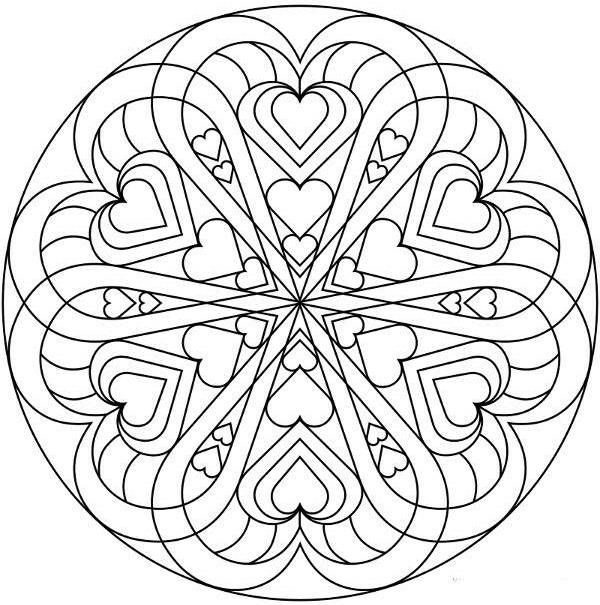 Qué Son Los Mandalas Del Amor Y Como Funcionan Diseños Mandalas
