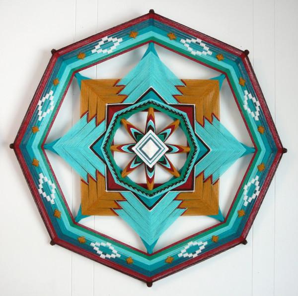 Qué Son Los Mandala Ojo De Dios Huichol Diseños Mandalas