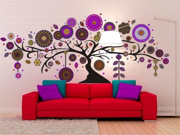 150 dise os de mandalas para decorar macetas paredes for Decoracion de interiores medellin