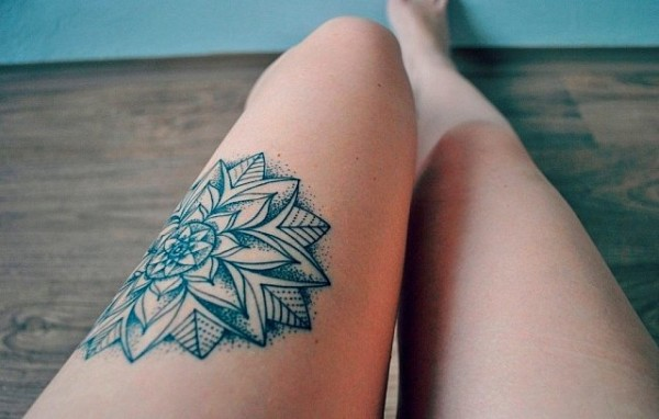 Tatuaje Mandala Significado E Imagenes Mandalas