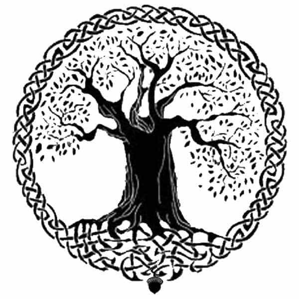 Mandalas con rboles de la vida dise os y tatuajes mandalas for Disenos de mandalas