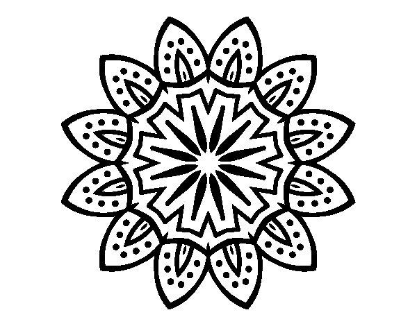 Mandala Mujer Para Colorear: Mandalas Hindúes: 50 Dibujos Para Imprimir Y Colorear