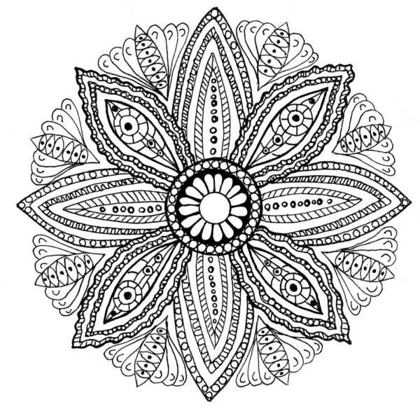 Mandalas Tumblr Para Colorear Ecosia