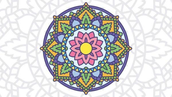 Cmo hacer mandalas con Illustrator Mandalas