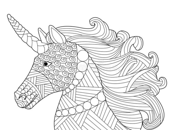 Professional Coloring Pages - Meningrey