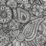 Zentangle: método, técnica y beneficios