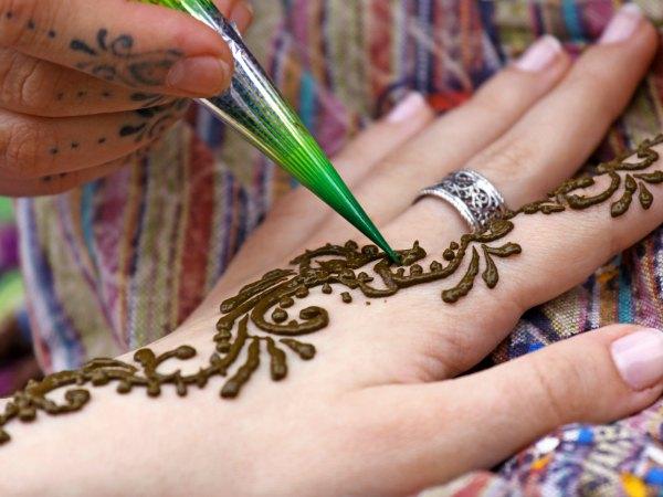 Mandalas en las manos f ciles significado e im genes for Henna para manos
