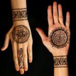 Mandalas en las manos fáciles: Significado e imágenes