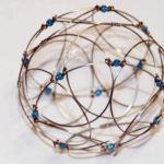 Mandalas de alambre: Mandalas 3D