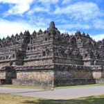 Mandala de luz de Borobudur