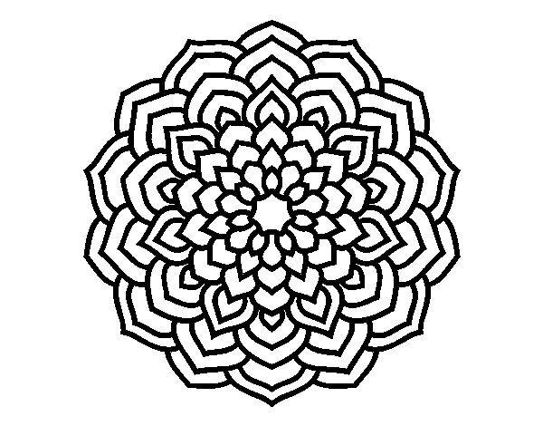 Colorear Mandalas Mandalas Dibujos Para Colorear Mandalas: Dibujos De Mandalas Para Colorear, Relajarse Y Meditar