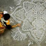 Mandalas blancas: Imágenes
