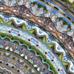 Mandalas con gráfica digital de Neal Peterson