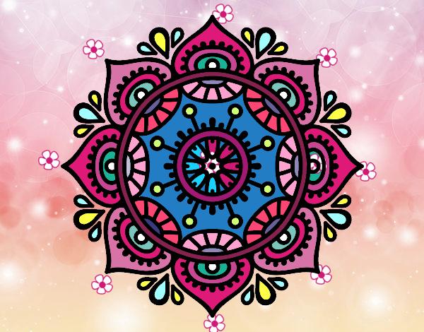 Números Formas Y Colores En Mandalas Significados Mandalas