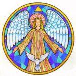 Mandalas con Ángeles para colorear: Significado