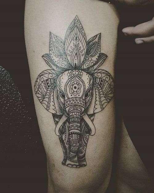 Mandalas Para Hombres Tatuajes Y Disenos Masculinos Mandalas
