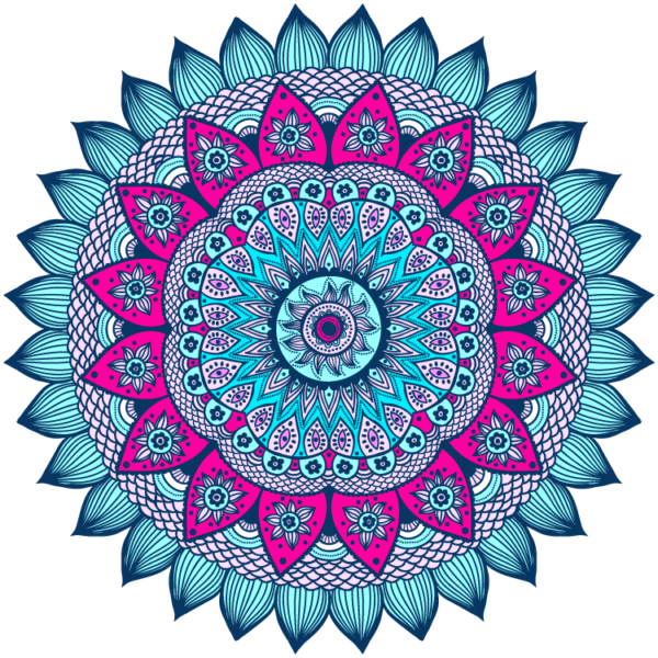 Mandalas: Técnicas y materiales - Mandalas