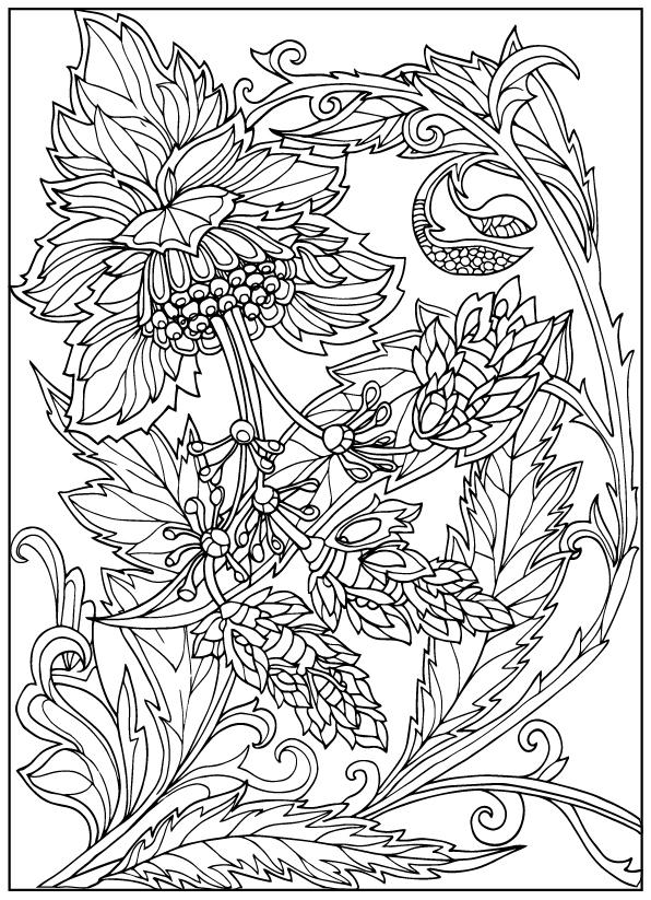 coloring pages 3213038751 | Bonitos Mandalas budistas y dibujos Zen para colorear los ...