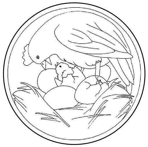 Mandalas con animales para imprimir - Mandalas