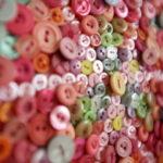 Mandalas con botones reciclados: Imágenes y consejos