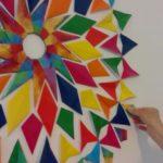 Mandalas de papel: Diferentes técnicas