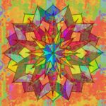 Mandalas con fines terapéuticos además de contemplativos